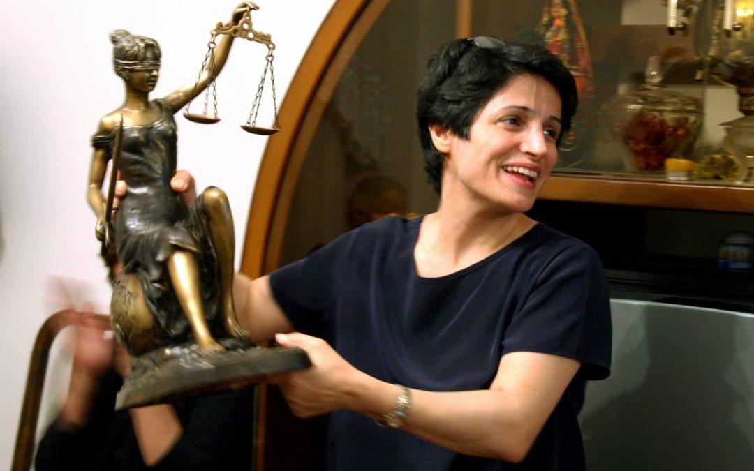 COMUNICATO STAMPA Nasrin Sotoudeh, la solidarietà degli avvocati di strada
