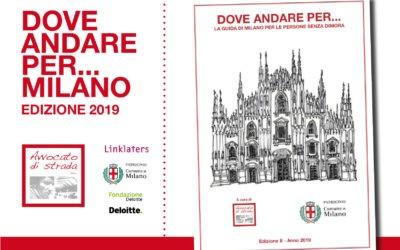 Dove andare per…Milano. È pronta la nuova edizione 2019