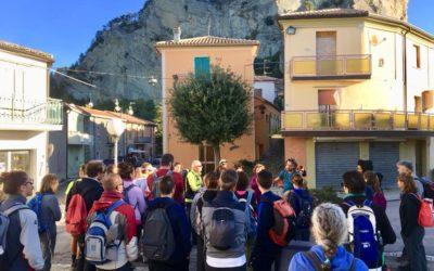 Trekking in Romagna. Una domenica di sole, cibo e bella compagnia