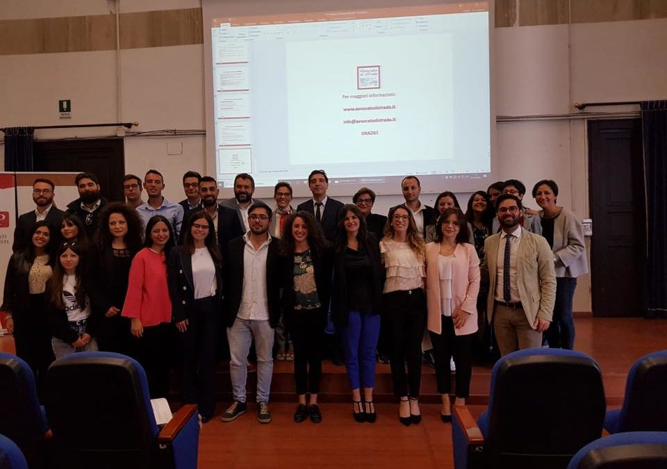 Convegno finale Clinica del Diritto Foggia 2019