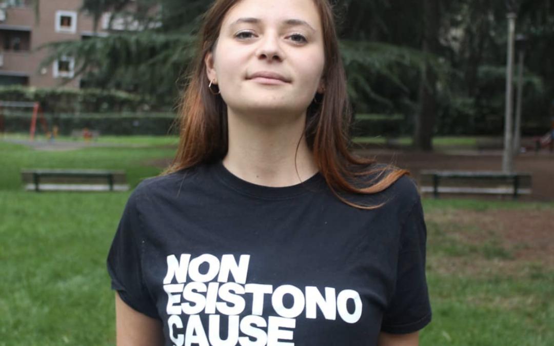 Humans of Bologna: Serena