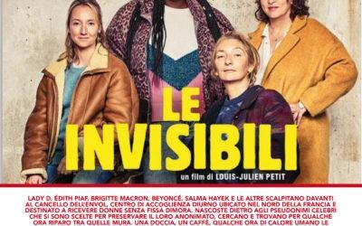 """Cineforum. A  Milano proiezione del film """"Le invisibili"""" di Louis-Julien Petit"""