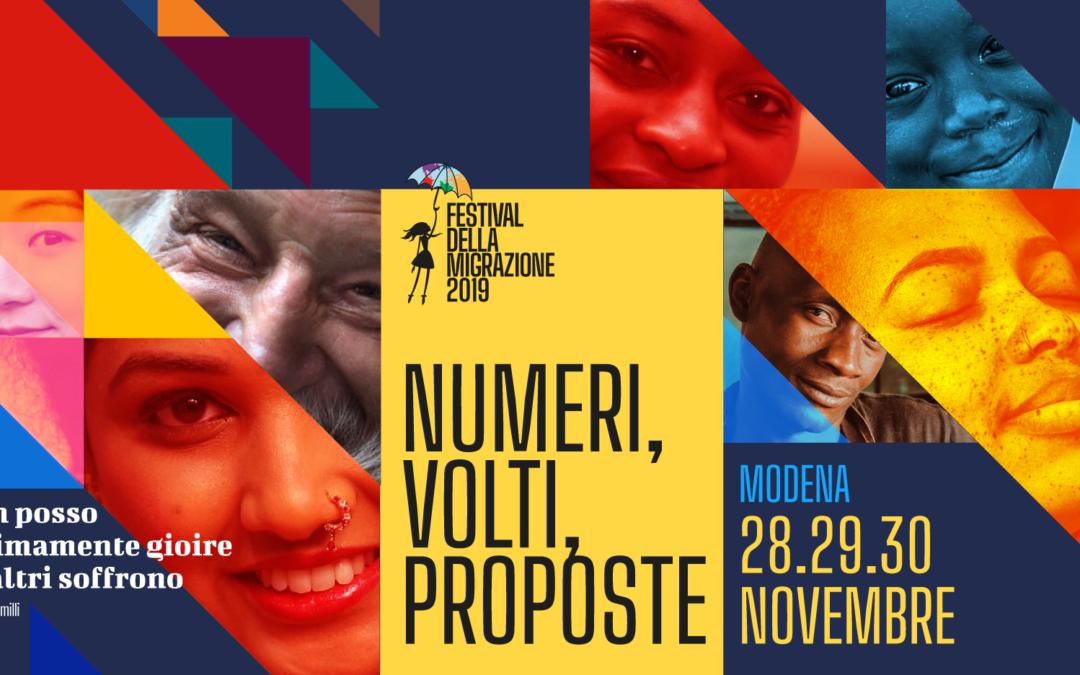 Modena, Festival della migrazione 2019
