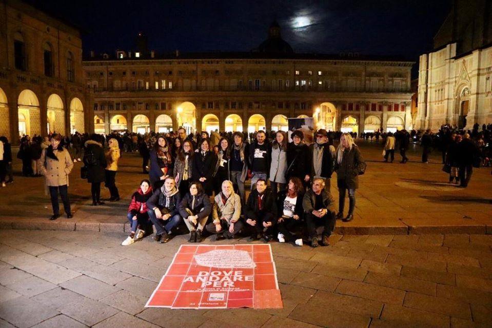 Flash Mob Dove andare per…Bologna 2020