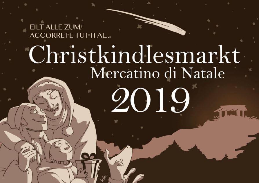 Mercatino di Natale 2019 – Christkindelmarkt 2019