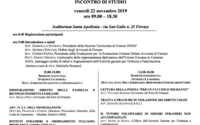 LA FAMIGLIA MIGRANTE Tutele e diritti nell'ordinamento italiano