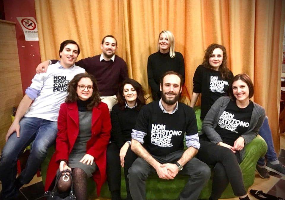 Rimini, La cena dei diritti 2019