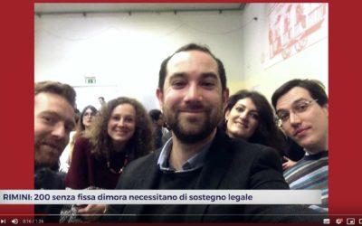 Intervista a Teleromagna