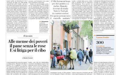 Multe e contagi, ma ora per i senza tetto di Bologna c'è un rifugio