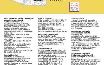 Dove andare per… Bologna 2021 Emergenza Covid