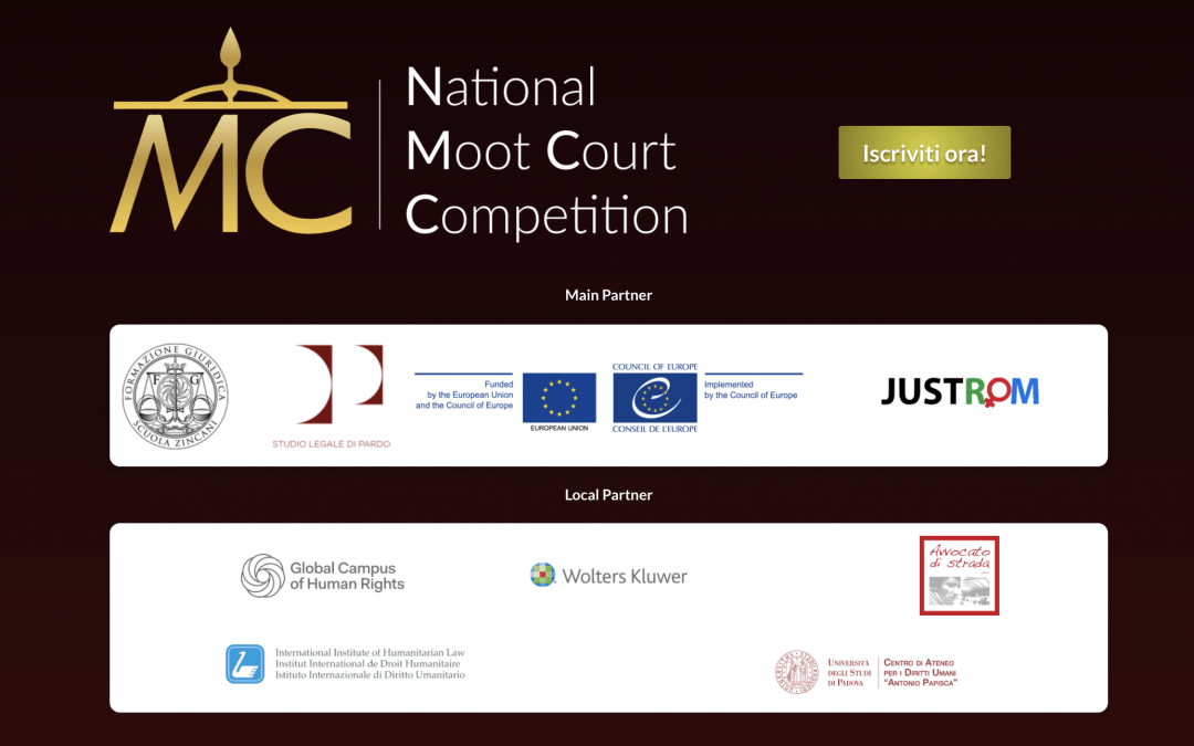 National Moot Court Competition 2021