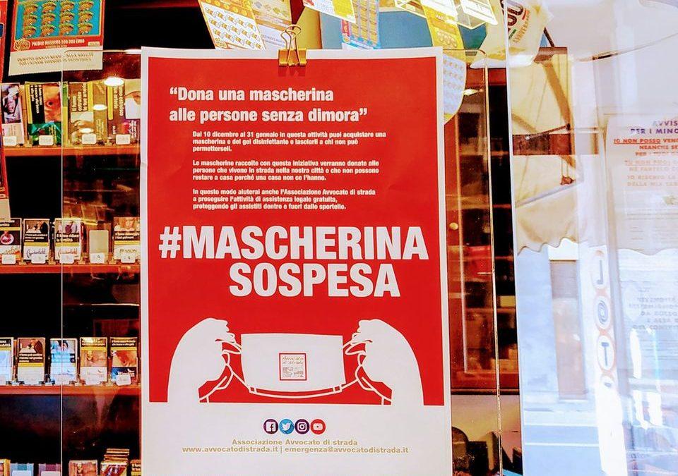 Come è andata la nostra campagna #MascherinaSospesa?