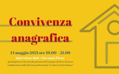 "14.05.21 Webinar ""Convivenza anagrafica"""