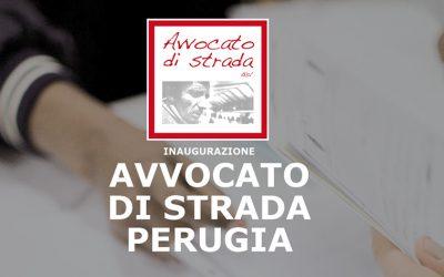 02.07.21 Inaugurazione Avvocato di strada Perugia